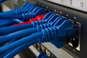 Structured fiber cabling Dubai
