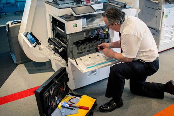 printer repair dubai