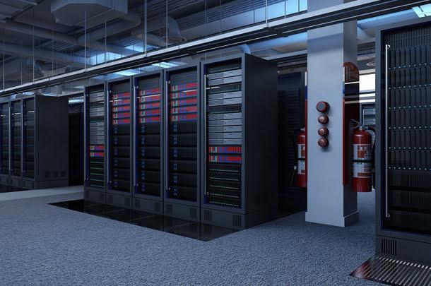 computer server rental dubai